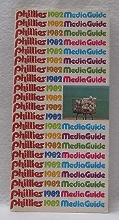 1982 Philadelphia Phillies Media Guide