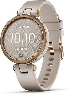 Garmin Lily édition sport – Petite montre connectée pour femmes – suivi forme et santé, autonomie longue durée – Light San...
