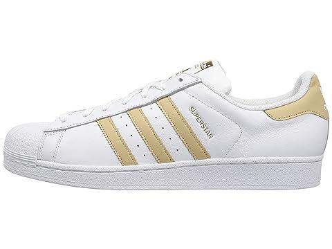 Caqui Lino Oro Blanco País Adidas Superstar Originals qP7OwcZX