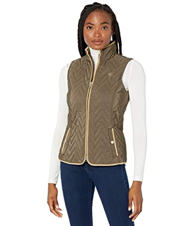 Ariat Ashley Insulated Vest (Banyan Bark) Women