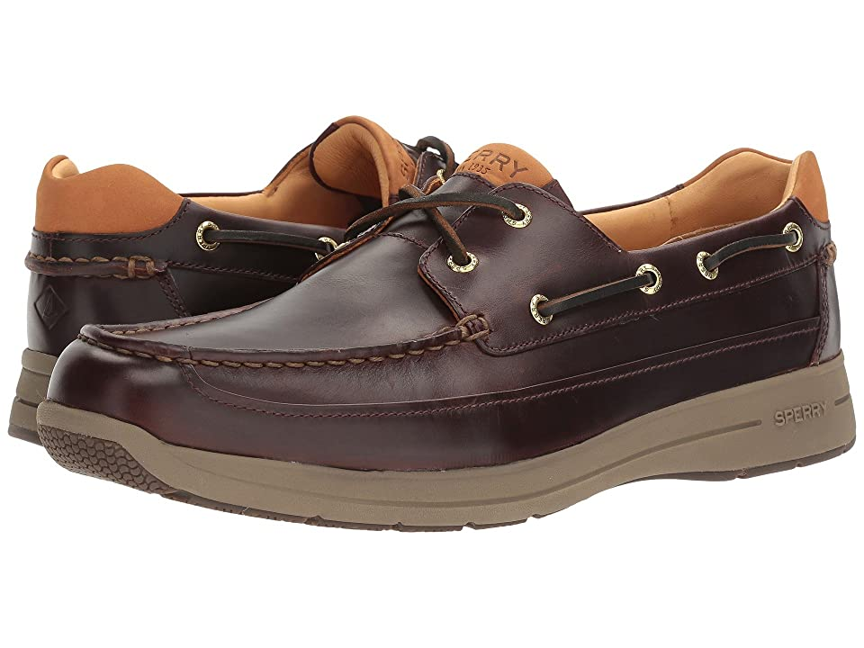 Sperry Gold Cup Ultra 2-Eye w/ ASV (Amaretto) Men