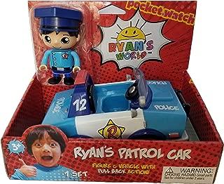 Ryan's World - Ryan's Patrol Car