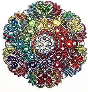 5D Diamond Painting DIY Special Shape Rhinestone Mandala Pattern Picture Crystal Diamond Embroidery Kit