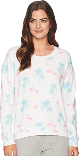 Tropicana Flamingo Sweatshirt