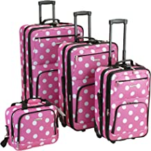 Best cheap girly luggage sets Reviews