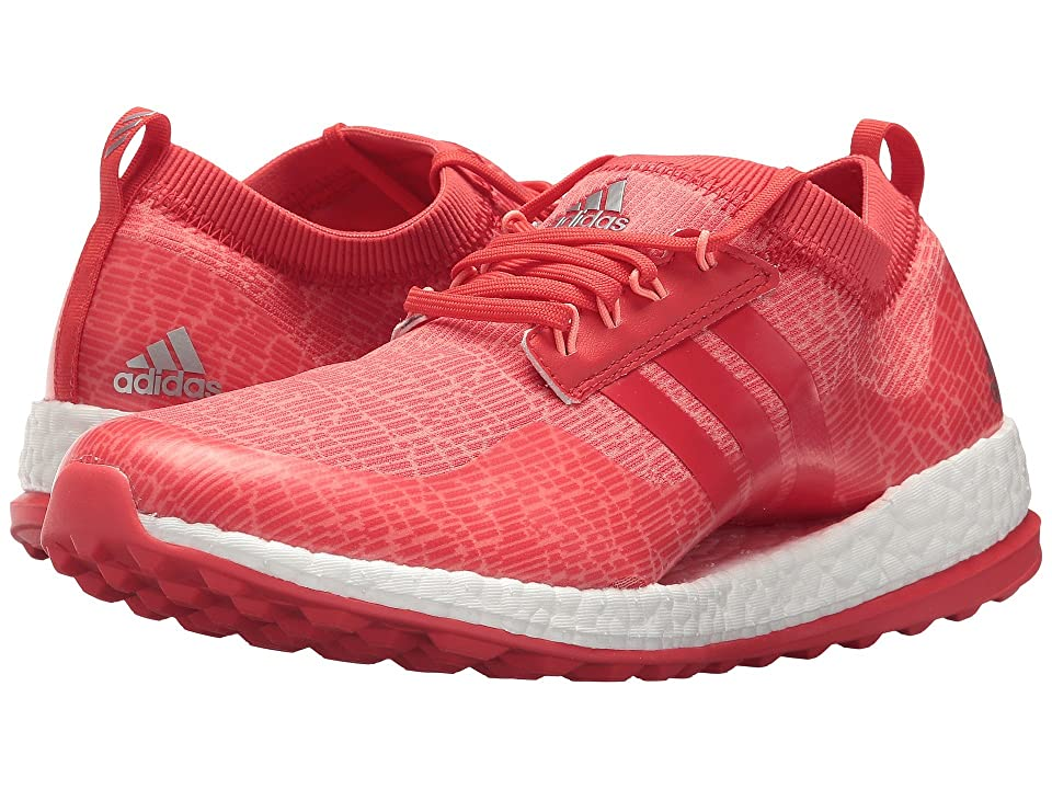 adidas Golf Pure Boost XG (Chalk Coral/Real Coral/Real Coral) Women
