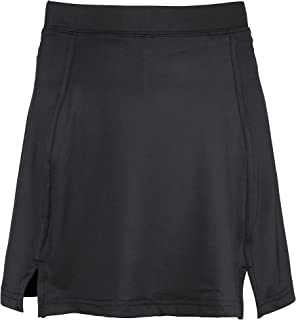 Rhino Girls Sports Performance Skort (UK Size: LJ) (Black)