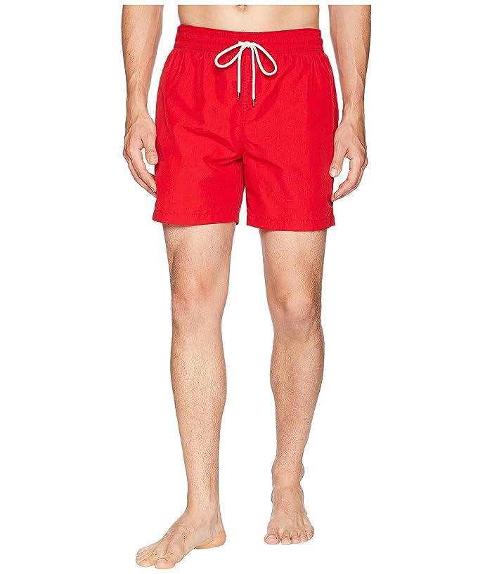 Polo Ralph Lauren Traveler Swim Shorts (RL2000 Red) Men