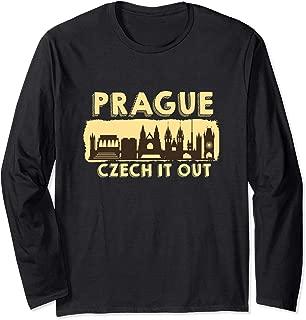 Prague Shirt Czech It Out Gift Tee