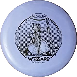 Gateway Disc Sports Sure Grip S Super Stupid Soft Wizard Putter Golf Disc [Colors May Vary]