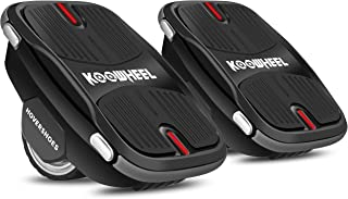Koowheel Hovershoes, Electric Hoverboard Roller State Outdoor Skateboard Self Balancing Scooter with LED Lights, 250W Dual Motor, 3.5