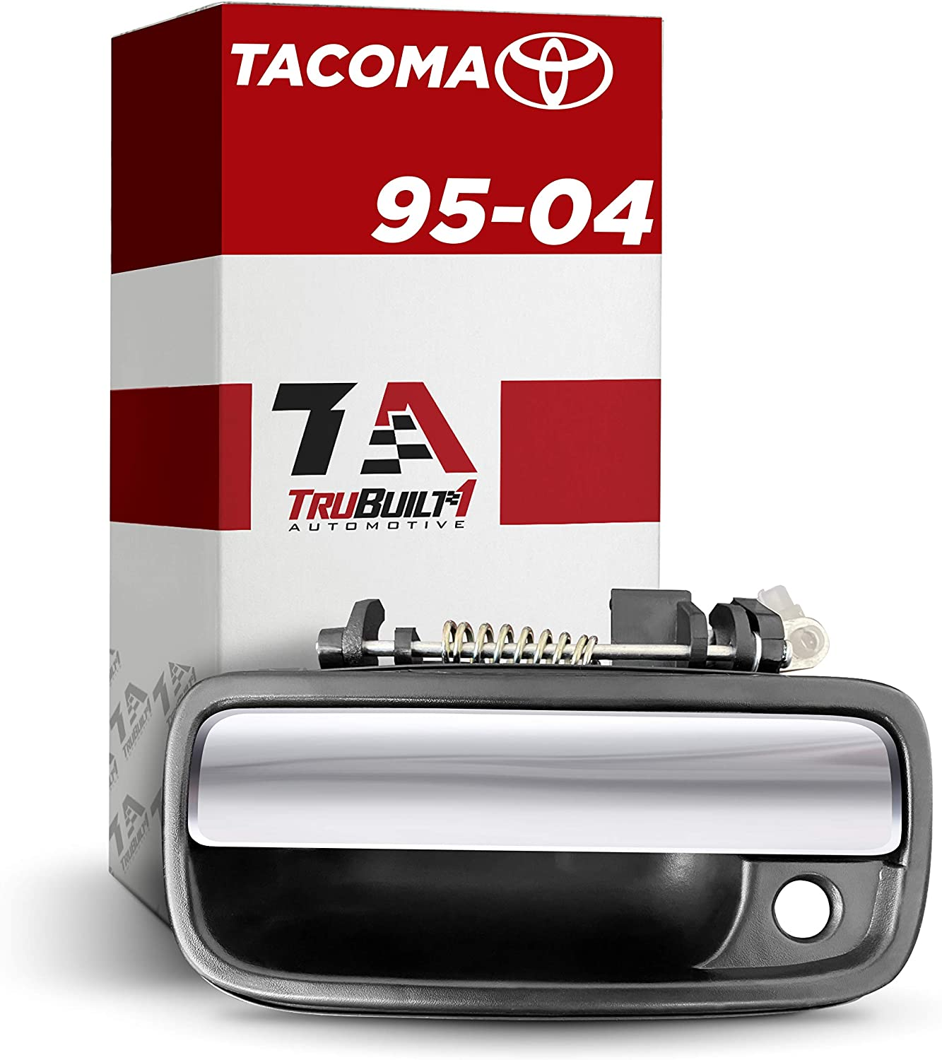 T1A Exterior Door Handle Replacement 1995-2004 Denver Overseas parallel import regular item Mall Tacoma for Toyota