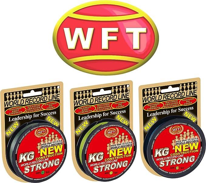 WFT 12+1 13-fach geflochtene Schnur verschiedene Ausführungen