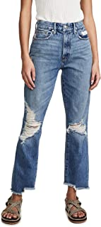 Good American Women's Good Vintage Jeans with Side Step
