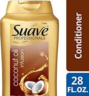 Suave Professionals Coconut Oil Infusion Damage Repair Conditioner 28 Fl Oz (Pack of 1)