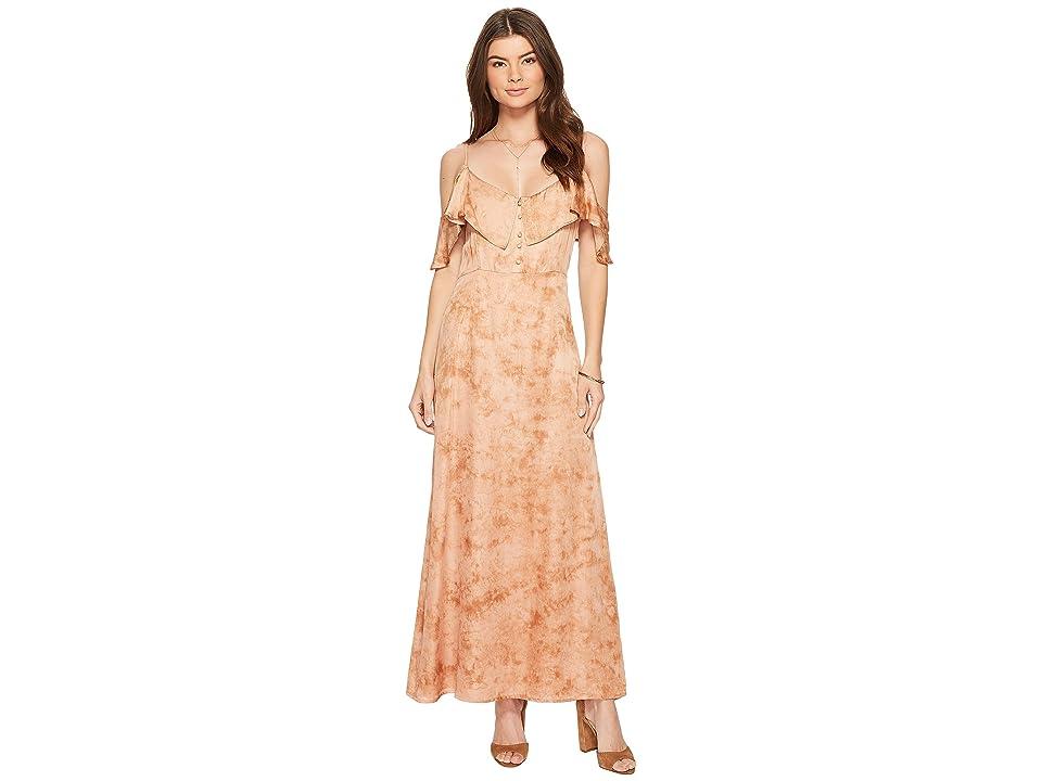 Amuse Society Lost Paradise Dress (Desert Rose) Women