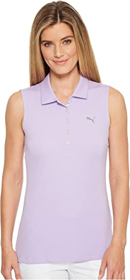 PUMA Golf - Sleeveless Pounce Polo