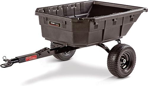 discount Ohio discount Steel online sale 4048PHYB Pro Grade Hybrid Tractor/ATV Cart with Swivel Dump sale