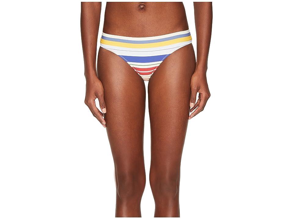 Stella McCartney Stripe Classic Bikini (Light Multicolor Stripe) Women