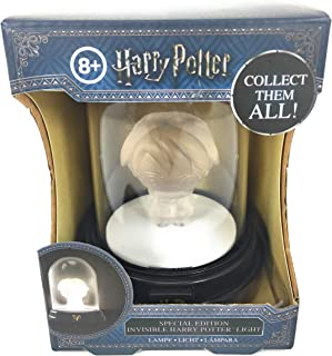 HARRY POTTER Invisible Cloak Exclusive Night Light Figure Special Edition