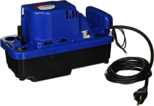 Little Giant 554542 VCMX-20ULS-C 84 GPH 115V Automatic Condensate Removal Pump w, N/A (Renewed)