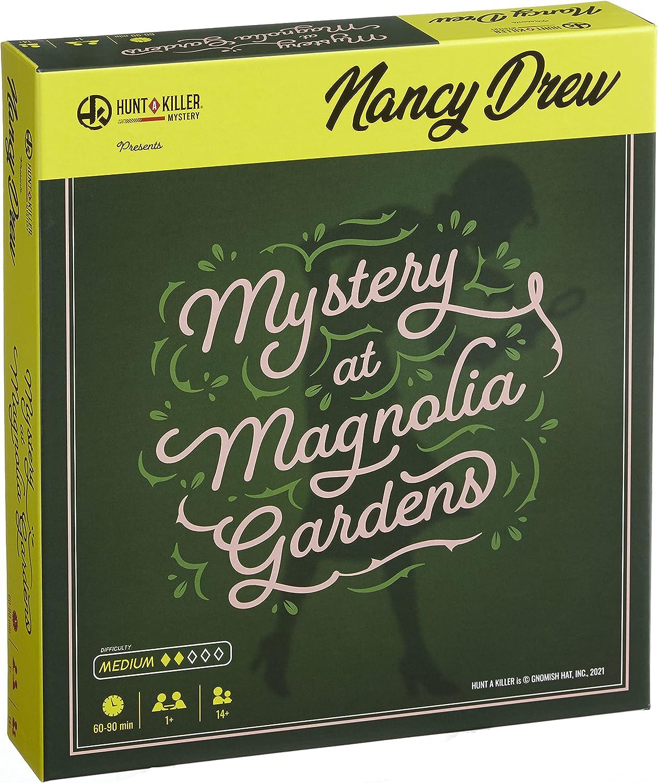 Nancy Drew Mystery at Magnolia Gardens, Immersive Murder Mystery Game