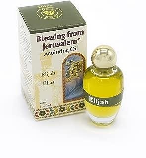 elijah anointing oil