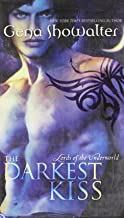 The Darkest Kiss (Lords of the Underworld - Book 2) by Gena Showalter (18-Sep-2009) Paperback