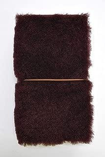 【Yoco Joy】 HUAWEI P20 Pro HW-01K docomo専用本革 レザー ケース カバー 手帳型 横 羊毛 2つ折り 通販 ブランド 保護フィルム付き!横開き・ブラウン・鏡つき