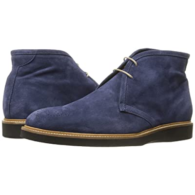 BUGATCHI San Gimignano Boot (Indaco) Men