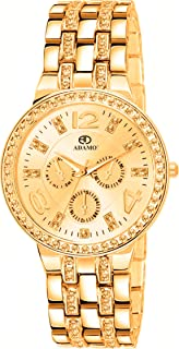 ADAMO Designer Women's & Girl's Watch BG-839