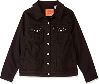 Levi's Women's Plus Size Original Trucker Soft