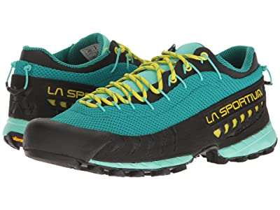 La Sportiva TX3 (Emerald/Mint) Women
