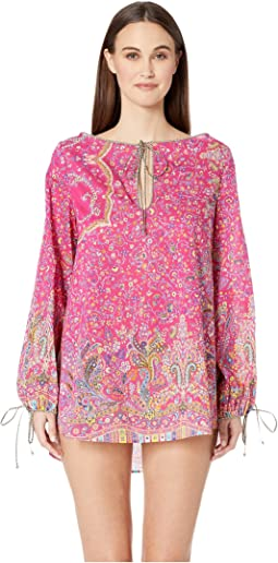 Shamal Kaftan Cover-Up