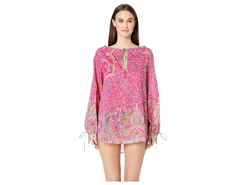 Etro - Etro Shamal Kaftan Cover-Up