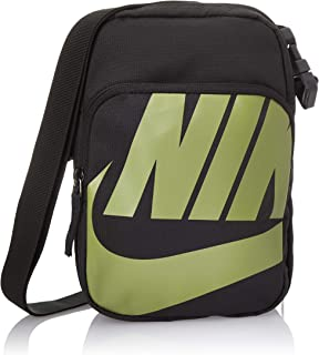 Nike Heritage 2.0 Men's Crossbody Bag, Dark Smoke Grey - NKBA6344-70