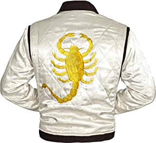 ►Premium Quality◄ Satin Fabric Scorpion Jacket for Drive Lovers