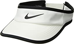 e7d8df2a White/White/Black/Black. 69. Nike. Aerobill Featherlight Adjustable Visor.  $24.00. 5Rated ...