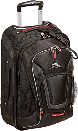AT7 Carry-On Wheeled Backpack
