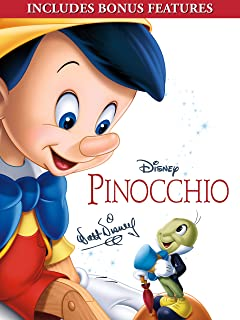 Pinocchio (1940) (With Bonus Content)