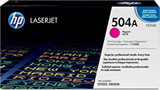 hp ce253a toner cartridge