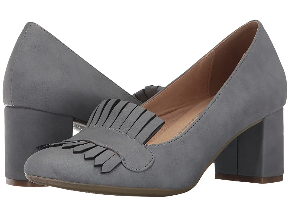 CL By Laundry Anete (Gravel Grey Nubuck) Women