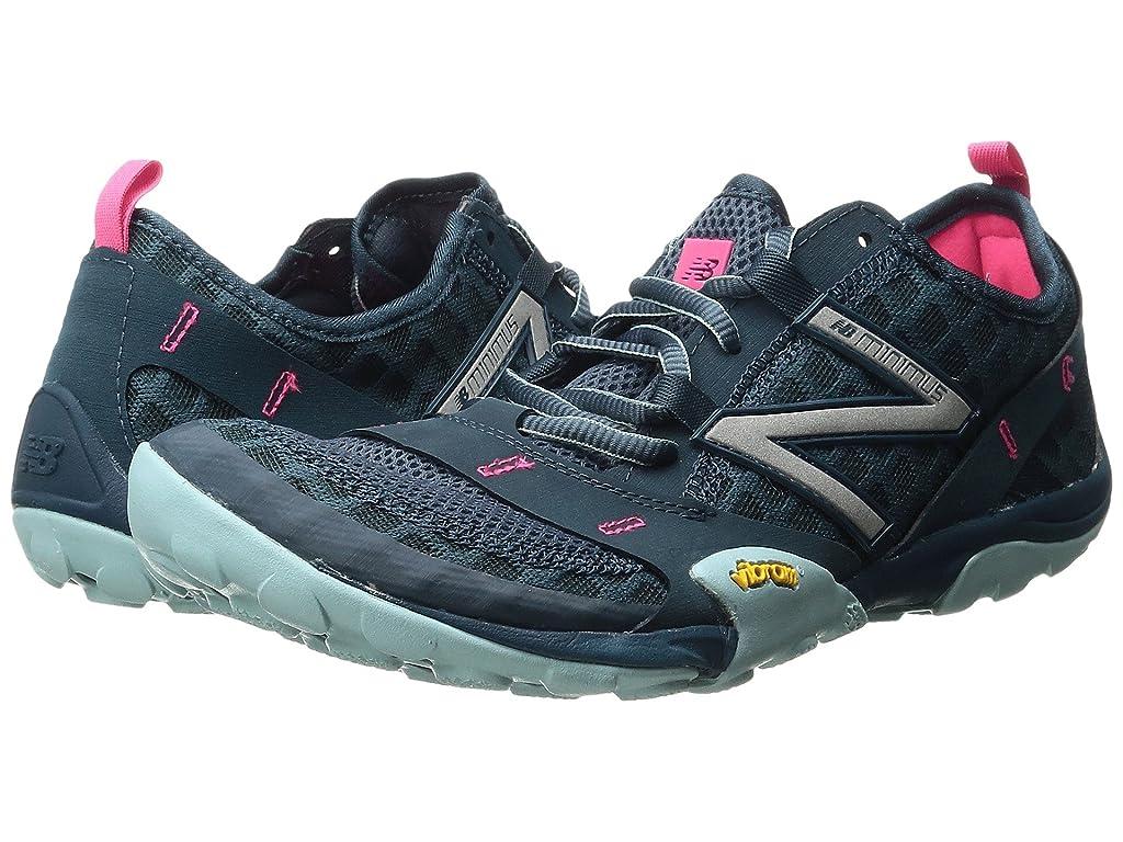 放つ召喚するエンターテインメント(ニューバランス) New Balance レディースランニングシューズ?スニーカー?靴 Minimus 10v1 Tornado/Storm Blue 8.5 (25.5cm) D - Wide
