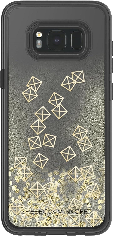 Over item handling Incipio Samsung Galaxy S8 Plus Rebecca Glitterfall Minkoff Many popular brands Case