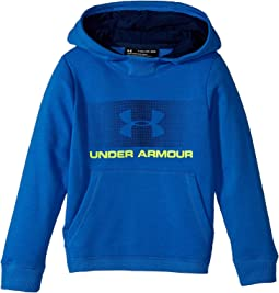 Under Armour Kids - Cotton French Terry Hoodie (Big Kids)