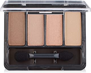 CoverGirl Eye Enhancers 4 Kit Shadow Sheerly Nudes 265, 1 Pan (Pack of 3)
