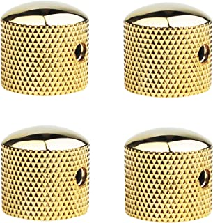 Guyker Set of 4 Guitar Potentiometer Control Knobs 6mm(0.24