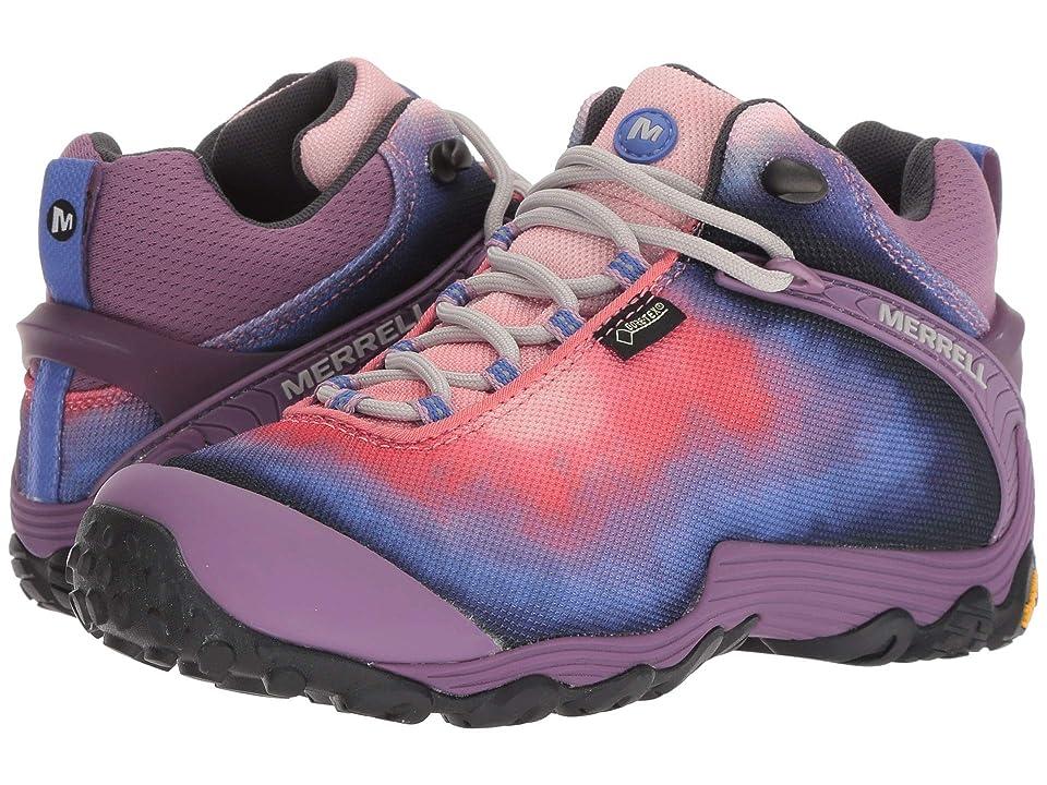 Merrell Chameleon 7 Storm XX Mid GORE-TEX(r) (Purple) Women