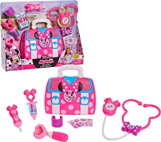 Minnie Mouse Disney Junior's Bow-Care Doctor Bag Set