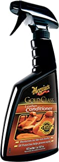 Meguiar's G18616 Gold Class Leather Conditioner, 16 Fluid Ounces